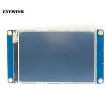 "EYEWINK 3.5"" Nextion HMI Intelligent Smart USART UART Serial Touch TFT LCD Module Display Panel For Raspberry Pi 3(China)"