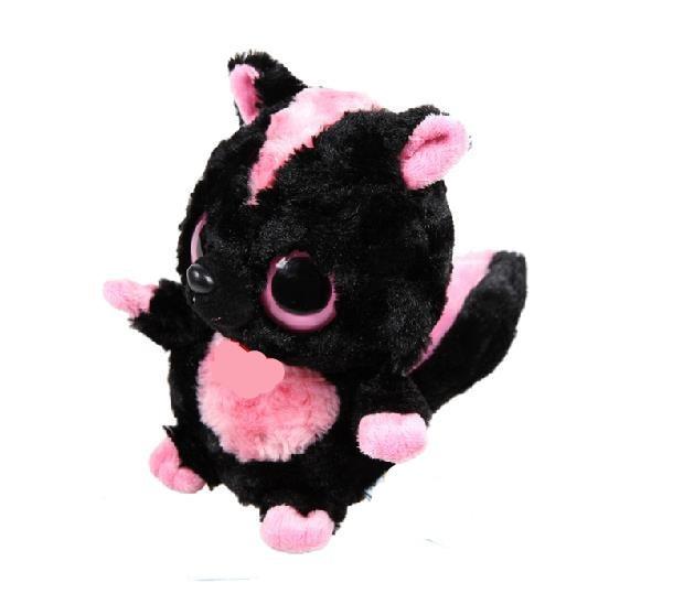 """Бесплатная доставка Фигурку Детские Игрушки Yoohoo Друзья-8 """"Sparkee, мультфильм большие глаза плюшевые игрушки, подарки для детей"""