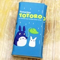 2016 New Design Women Cute Anime Wallet My Neighbor Totoro Cute Fashion Cartoon Woman Bifolded Wallet Girl Students Long Purse