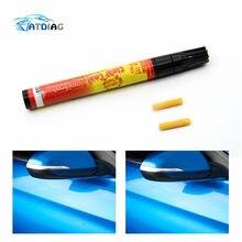 Applicateur de revêtement transparent pour voiture, 2020, Non toxique, Fix It Pro, stylo dissolvant de réparation des rayures, style automobile