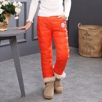 מכנסיים בנות בני תינוק החורף חדשים יוניסקס מזדמן עבה חם למטה ילדים מכנסיים כותנה מכנסיים תינוק בגדים לילדים ילדי חותלות
