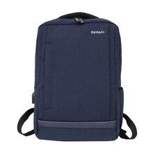 New Men Laptop Backpack Multifunction Rucksuck Male for Women School Bag Mochila