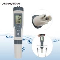 Цифровой измеритель температуры TDS PH 3 в 1 тестер качества воды 0,01 0-14 PH диапазон измерения 0-19990 PPM для бассейнов питьевой воды