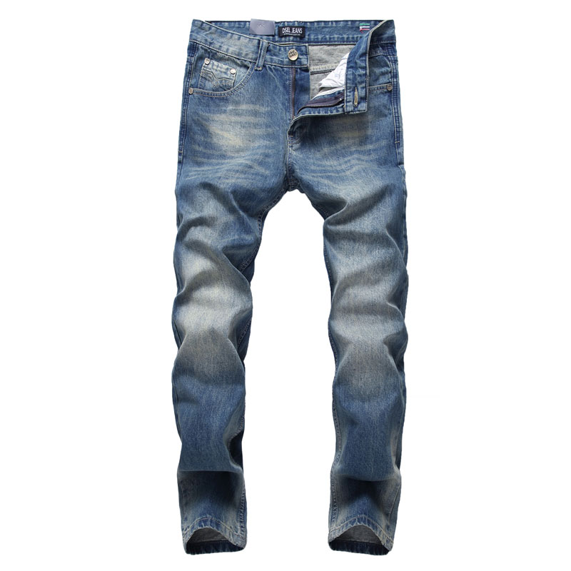 Original High Quality Dsel Brand Men Jeans Straight Fit Distressed Ripped Jeans For Men Dsel Brand Jeans Home,Cotton Jeans Men 2017 new original high quality dsel brand men jeans straight fit distressed ripped jeans for men dsel brand jeans home 604 a