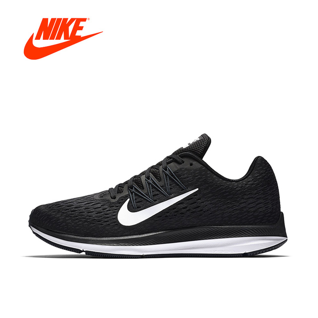 best service d5be7 e4a9b Original New Arrival Authentic NIKE ZOOM WINFLO 5 Mens Running Shoes  Sneakers Breathable Sport Outdoor Good Quality AA7406 001-in Running Shoes  from ...