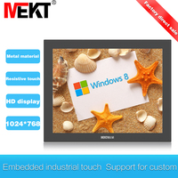 Industrial Embedded Touch Monitor 15 inch touch screen lcd monitor ,Industrial Touch MonitorHDMI DVI USB
