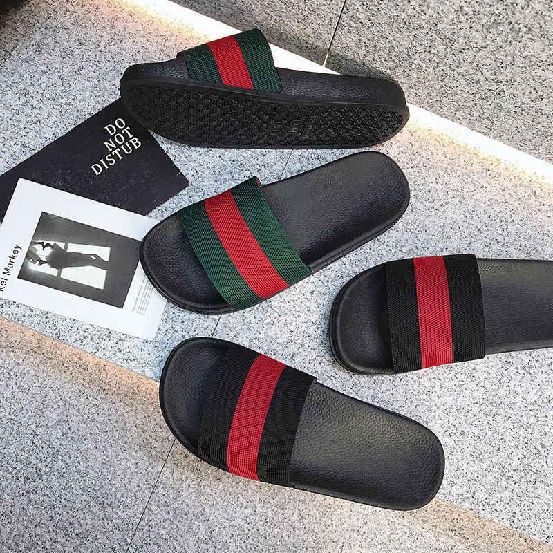 น้ำหนักเบานุ่มด้านล่าง 2019 หนาด้านล่างรองเท้าแตะหญิง Xiapo พร้อมรองเท้าแพลตฟอร์ม
