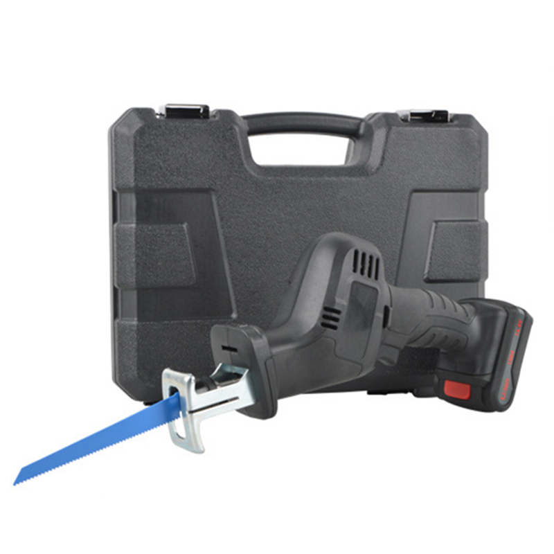 14.4V cordless reciprocating saw electric woodworking saws garden home portable battery saw pvc pipe sawing tool