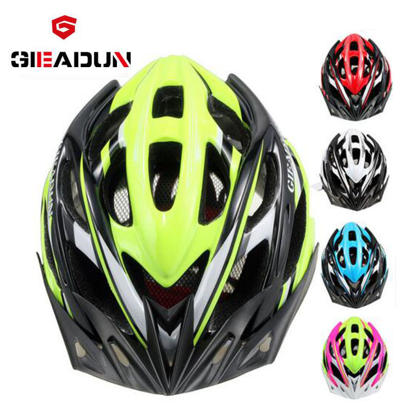 2018 Capacete Ciclismo New Sport Ultralight Breathable Unisex Bicycle Helmets Mountain Bike Road Helmet Night Light Cycling