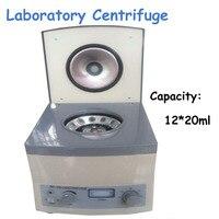 12*20ml Digital Centrifuge Electric Laboratory Centrifuge Laboratory Testing Equipment 80 2B