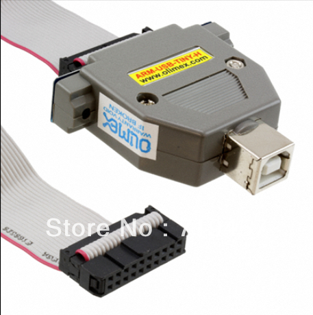 FREE SHIPPING ARM-USB-TINY-H ARM JTAG DEBUGGER