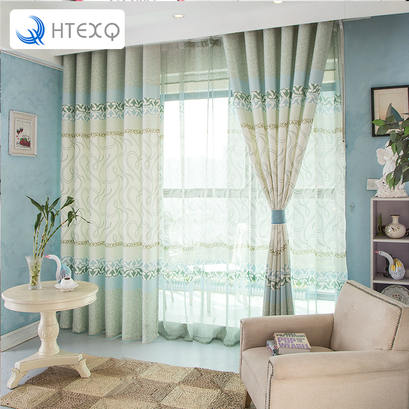 Classic Sheer Polyester Jacquard Designs Type Of Window