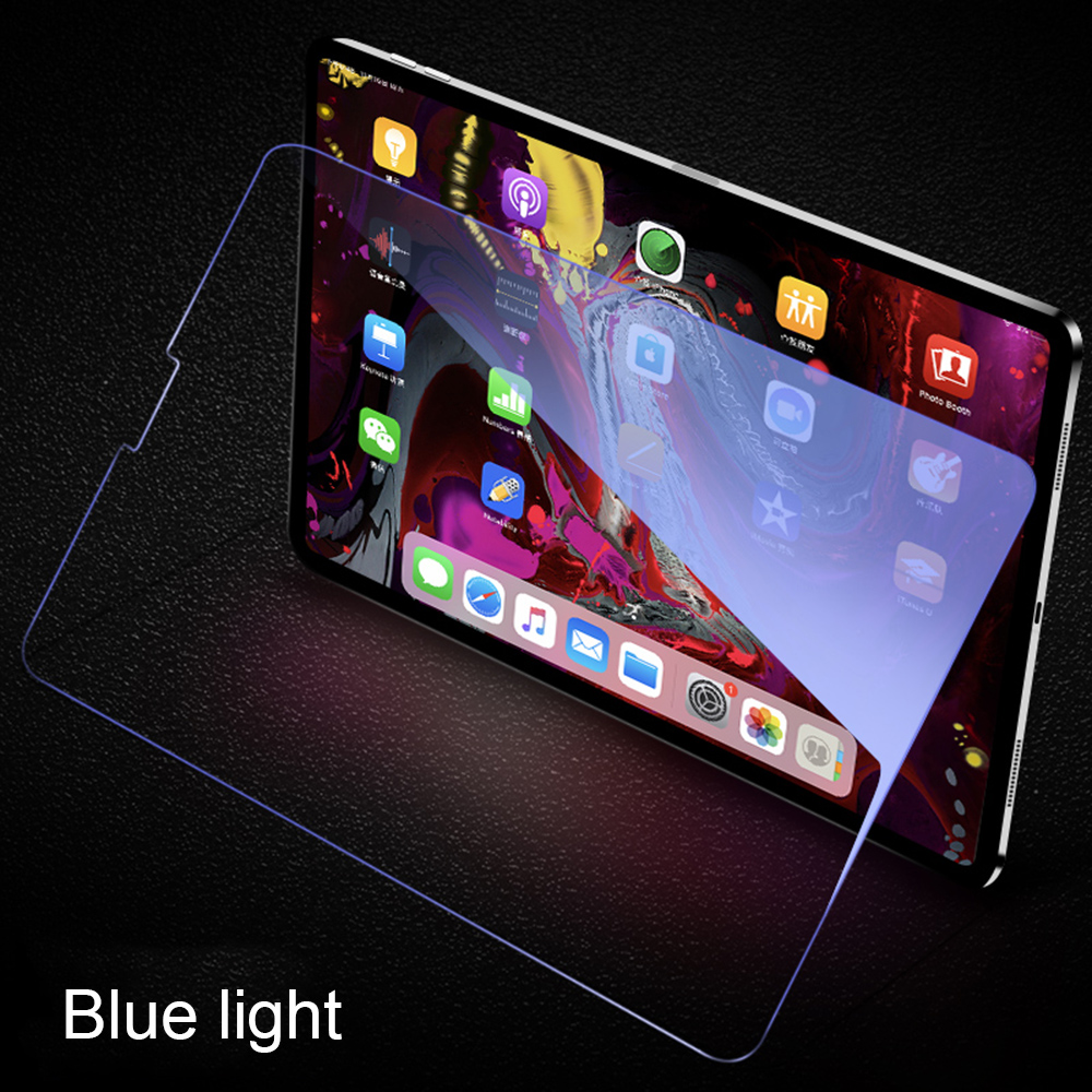 Screen Protector For IPad 2018 Pro 12.9 Inch,WOWCASE Tempered Glass Front Film Scratch Proof For IPad Pro 2018 12.9