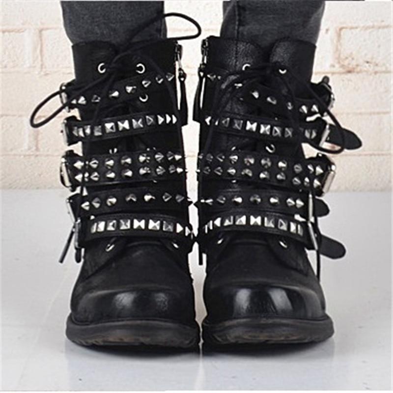 Lace Combat Boots Promotion-Shop for Promotional Lace Combat Boots ...