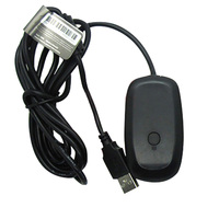 New PC Wireless Controller Gaming USB Receiver Adapter For Microsoft XBOX 360 For Windows 7 8