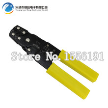 Multi-function Crimping Press Pliers Tools Wire Cutter Excellent Cutting Pliers Professional Electricians Reapir Tool lk 60a cutting pliers electricial wire stripper for electricians multi tool hand tools cable cutter