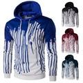 New Arrival Mens Hoodies Long Sleeve Mens Sweatershirts Cotton Print Male Hoody O Neck Hoodie Sweatshirt Male Jacket Hoodies