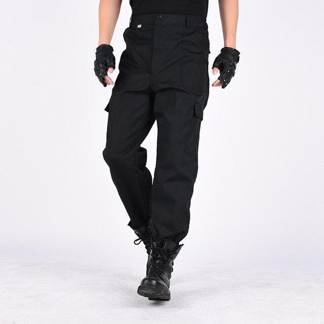 292883a812 Táctico Pantalones militar del ejército Pantalones de hombres de trabajo  Pantalones de alta calidad Hombre de