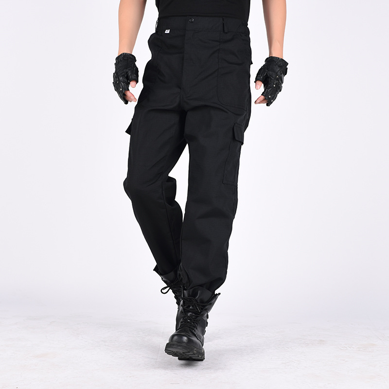 Tactical Pants Army Military Cargo Pants Men Work Pantalones High Quality Hombre Overalls SWAT Airsoft Combat Pant Black Trouser
