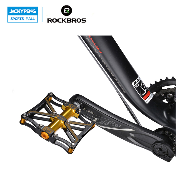 Rockbros Cycling Pedal Ultralight Mtb Pedal Mountain Road Bike Pedal