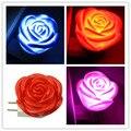 Romantic Rose Flower/mushroom Dream Bedroom Light Portable Indoor Home wedding Decoration AC 110-250V Nightlight festival gift