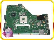 laptop motherboard for ASUS X55A 60-NBHMB1100 X55A REV 2.1  hm70 gma hd 3000 ddr3