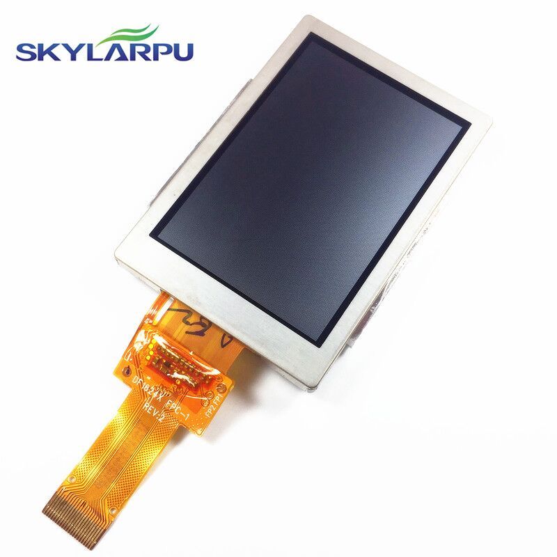 skylarpu LCD display screen For GARMIN Astro 220 panel (without touch) GPS Nnavigation LCD display Free shipping skylarpu 3 inch lcd for garmin colorado 300 handheld gps lcd display screen without touch screen free shipping