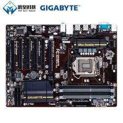 Oryginalne używane płyta główna pulpitu Gigabyte GA Z87P D3 Z87 LGA 1150 rdzeń i7 i5 i3 DDR3 32G SATA3 USB3.0 HDMI PCI E 3.0 ATX w Płyty główne od Komputer i biuro na