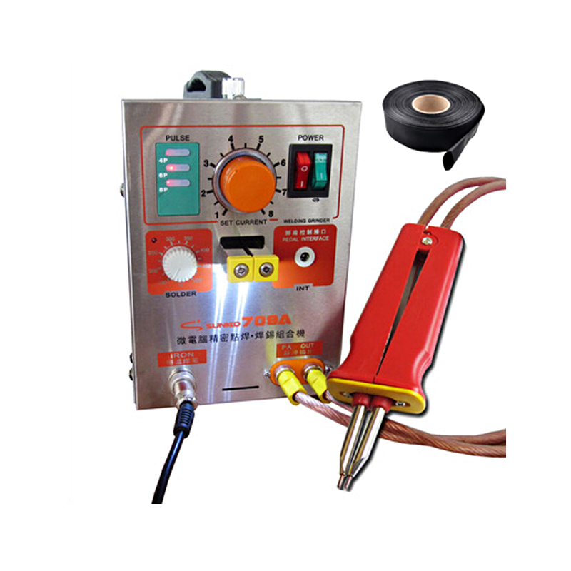 1 9kw Spot Welder with welder pen Spot Welder for 18650 spot welder WELDING STATION FOR