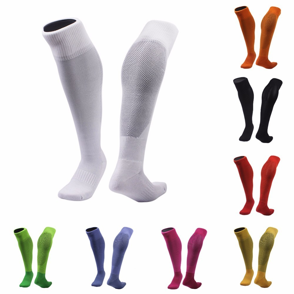 Football Socks Soccer Socks Mens Women Sports Durable Long Adult Basketball Thickening Sox Medias De Futbol ...