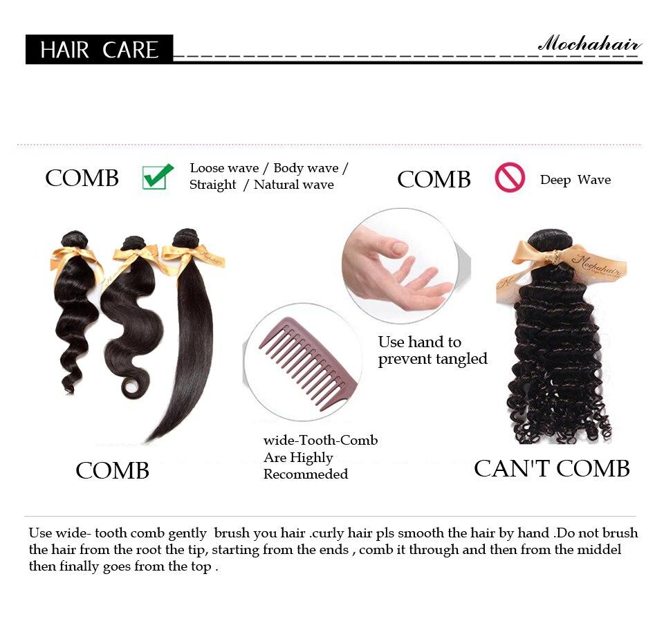 fechamento do laço 100% cabelo humano frete grátis