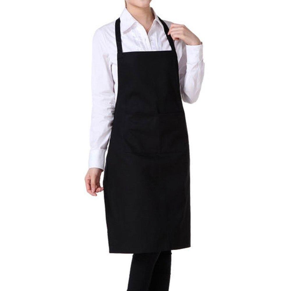 Online kopen wholesale zwarte keuken schorten uit china zwarte ...