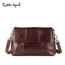 Cobbler Legend Luxury Handbags Genuine Leather Messenger Bags Women Bags Designer Shoulder Crossbody Bag Female 2019 Sac a main