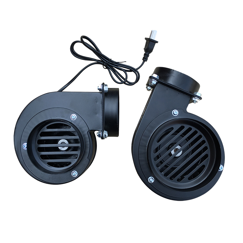 Small round power frequency centrifugal fan 76FLJ2 pipe centrifugal fan 220V 0 23A 25W mute Blower in Blowers from Tools