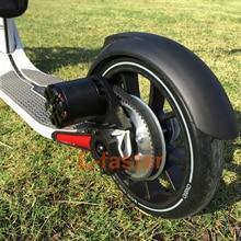 L-faster электрический скутер конверсионный комплект для города 9EF заказное моторное устройство для города 9 скутер легкий Электрический скутер привод