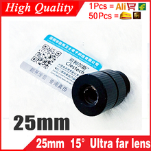 Free Shipping MTV-25,25mm cctv board lens,for security camera.MTV-25