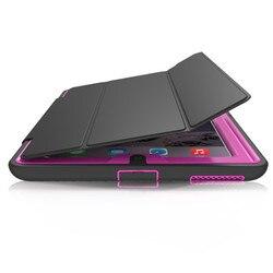 Funda para apple ipad 4 niños seguro a prueba de golpes TPU funda soporte para ipad 2/3/4 tableta 360 protección completa