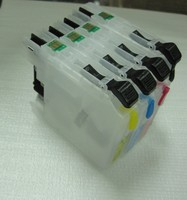 LC103 Refillable Ink Cartridge For Brother MFC J4510DW MFC J4610DW MFC J4310DW MFC J4410DW MFC J4710DW