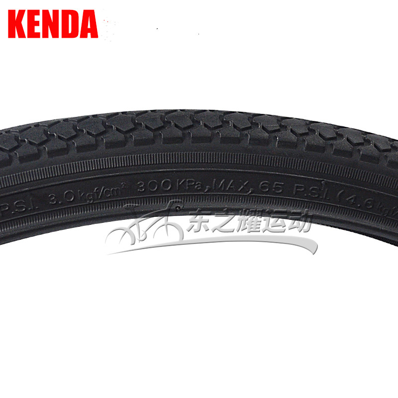 "26x1-3//8 MTB Kenda Bicycle Tire MTB Tires 26/"" Mountain Bike Tires Black"