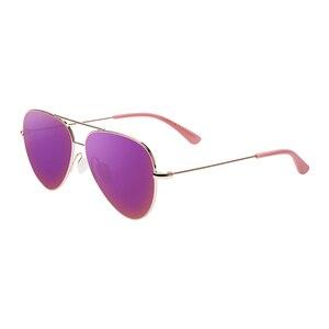 Image 3 - Youpin TS Модные Винтажные Солнцезащитные очки Классическая Металлическая оправа TAC поляризованные солнцезащитные очки с защитой от УФ детские солнцезащитные очки