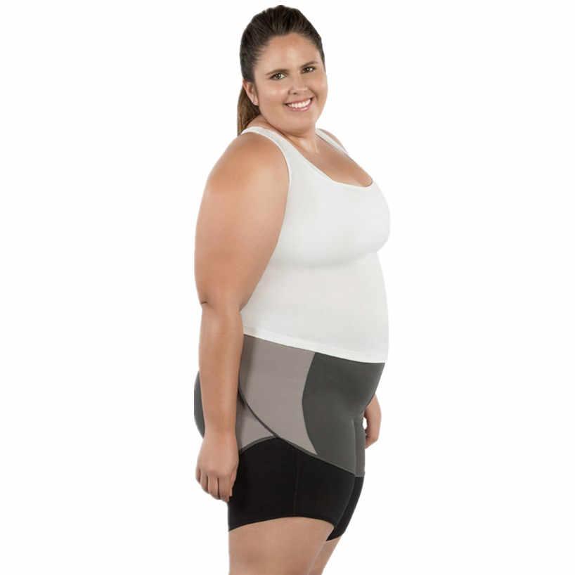 Плюс размер для похудения в области бедер Сауна рукав женские бедра триммер компрессионный наколенник новый Неопрен Корректирующее белье бедра ремни