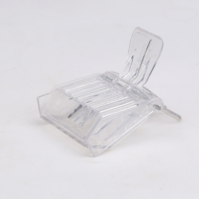 Queen Safety Cage Clip Bee Catcher Cage Beekeeper Equip Tool 2.36*1.18*1.97 inch