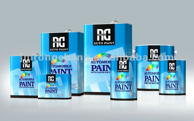 Buy Auto Paint For Car Refinish 1k 2k From