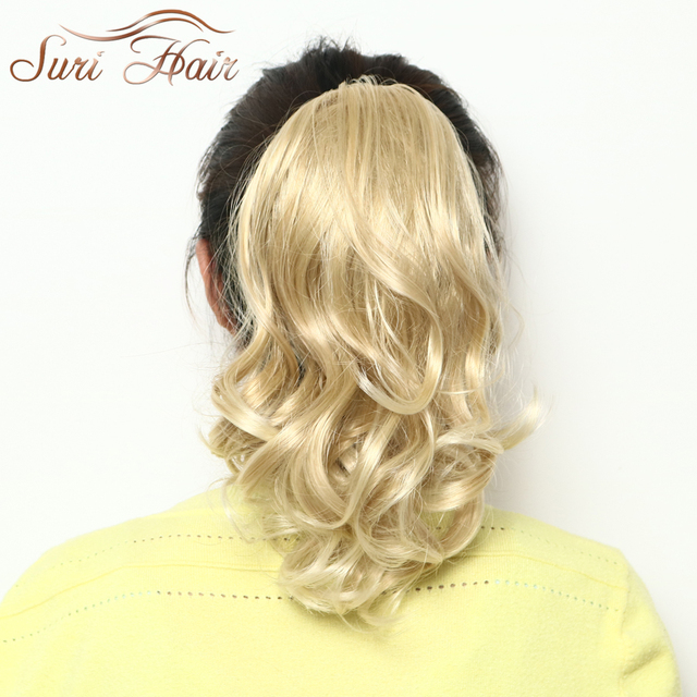 US $5.64 41% OFF|Suri Hair Claw Clip Ponytail