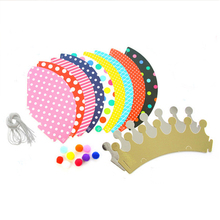 Funny Paper Cap for Birthday Party