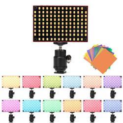 SOKANI X21 Pro 3200-6500K LED Selfie Light 3000mAh Portable For Canon Nikon Sony Video Youtube Camera Light Photography Lighting