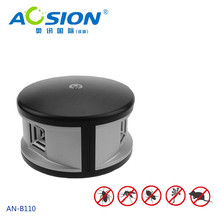 Free shipping Home Aosion 360 degree ultrasonic Rats rodent mouse mice repellent and electronic pest repeller control