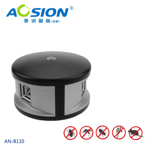 Image 1 - Free shipping Home Aosion 360 degree ultrasonic Rats rodent mouse mice repellent and electronic pest repeller control
