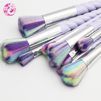 ENERGY Brand Professional 10pcs Makeup Brush Set Make Up Brushes Brochas Maquillaje Pinceaux Maquillage Djs1