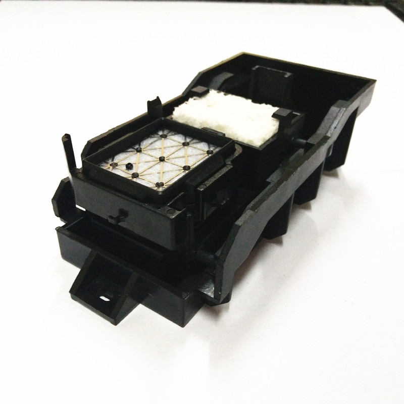 vilaxh For Epson DX5 Ink Cap Station Assembly For Mimaki JV5 JV33 TS3 CJV30 Printhead Cleaning Capping Station-in Printer Parts from Computer & Office